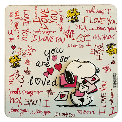 Peanuts Magnet You Are So Loved 06