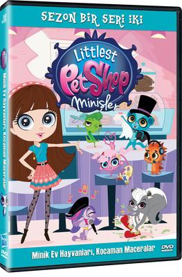 Littlest Pet Shop Sezon 1 Seri 2