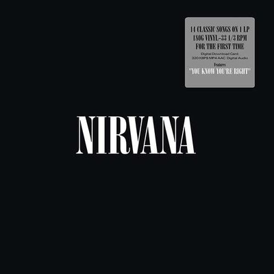 Nirvana [33 1/3 Rpm 180 Gr.+ 320 Kbps Mp4 Aac Digital Audio Download Card]