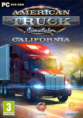 American Truck Simulator California PC