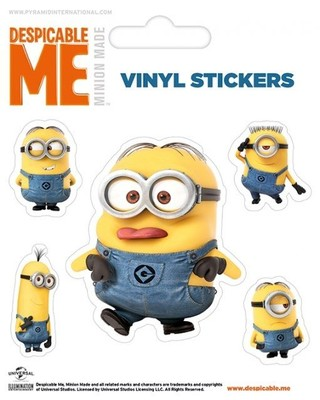 Pyramid International Despicable Me - Rendered Minion Etiket PS7206