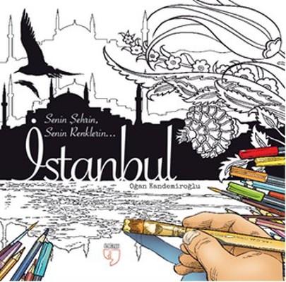 İstanbul Senin Şehrin Senin Renklerin