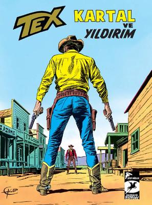 Tex Klasik Seri 20 - Kartal ve Yıldırım - Yılan Yuvası