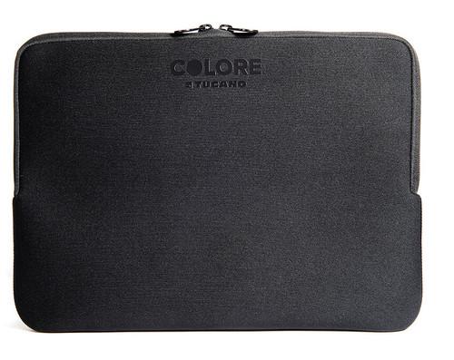 "Tucano Colore Notebook Kılıfı 12.5"" Neopren Siyah TC.BFC1112"
