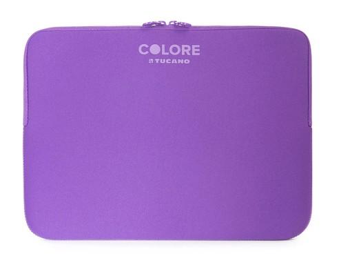"""Tucano Notebook Kilifi, """"Colore"""", 12.5"""", Neopren, Mor TC.BFC1112.PP"""