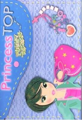 Princess Top Funny - Make Up Pembe