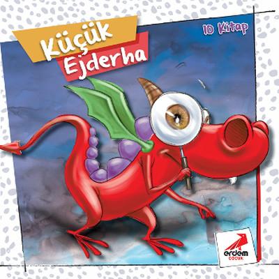 Küçük Ejderha 10 Kitap Takım