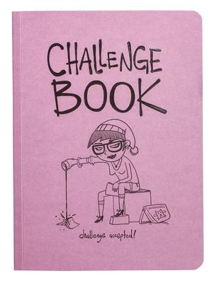 Challenge Book - Mor Not Defteri
