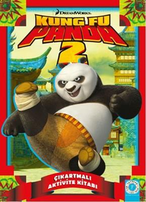 Kung Fu Panda - Çıkartma ve Aktivite Kitabı