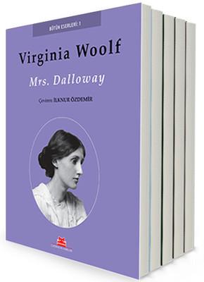 Virginia Woolf Seti - 5 Kitap Takım