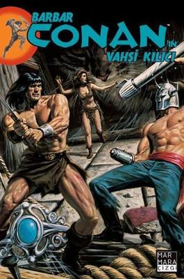 Barbar Conan'ın Vahşi Kılıcı Sayı: 16