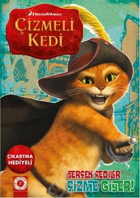 Çizmeli Kedi - Gerçek Kediler Çizme Giyer