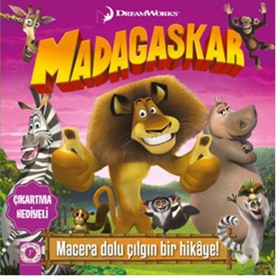 Madagaskar Penguenleri - Macera Dolu Çılgın Bir Hikaye!