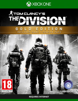 Tom Clancy's The Division Gold XBOX ONE