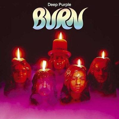 Burn [180 Gr, Mp3 Download Voucher]