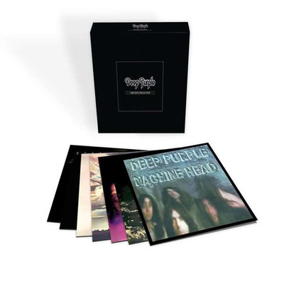 The Vinyl Collection [180 Gr, Mp3 Download Voucher, Limited Edition]