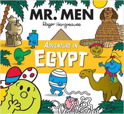 Mr Men Adventure: Egypt