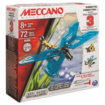 Meccano 3 Model Set 91784