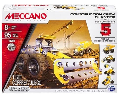 Meccano 5 Model Set 91785