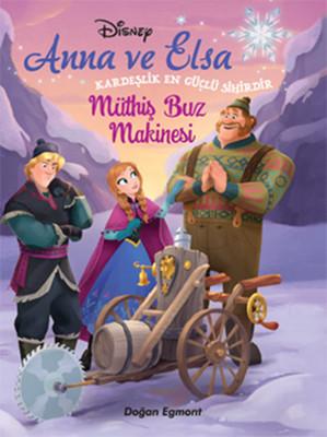 Disney Karlar Ülkesi Anna ve Elsa - Müthiş Buz Makinesi