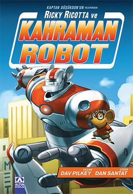 Ricky Ricotta ve Kahraman Robot