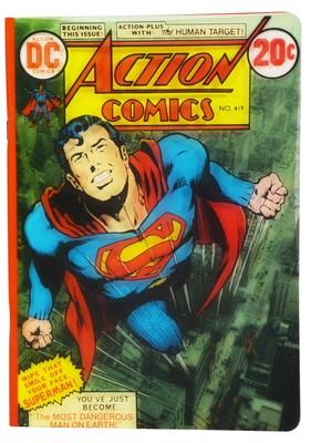 Umur Superman Campus Defter 26185 40 Yp.Kareli Sm6020-K