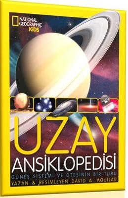 Natinoal Geographic Kids - Uzay Ansiklopedisi