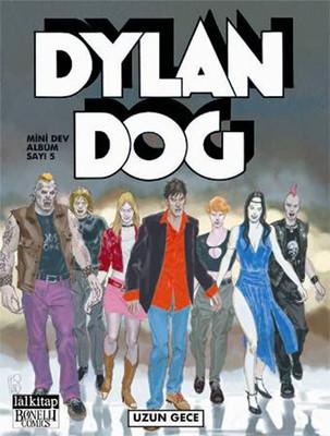 Dylan Dog Mini Dev Albüm 5 - Uzun Gece