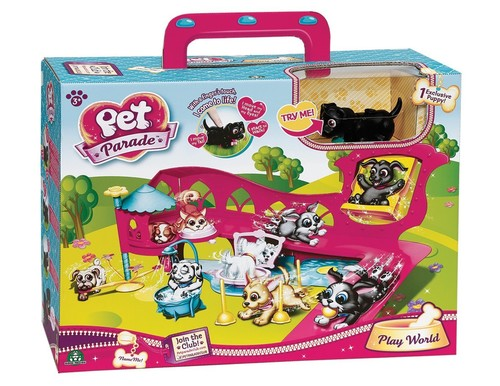 Pet Club Parade Büyük Oyun Seti GPH18546/TR