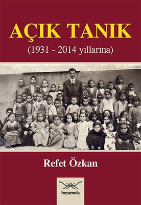 Açık Tanık 1931 - 2014 Yılı