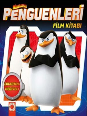 Madagaskar Penguenleri - Film Kitabı