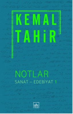 Notlar - Sanat - Edebiyat 1