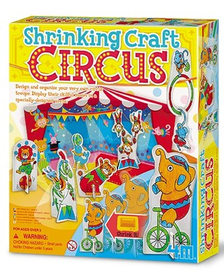 4M Shrinking Craft Circus / Sirk Gösterisi 4621