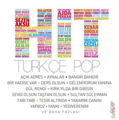 Hit Türkçe Pop (6CD)