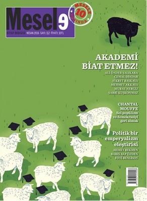 Mesele Dergisi Sayı - 112