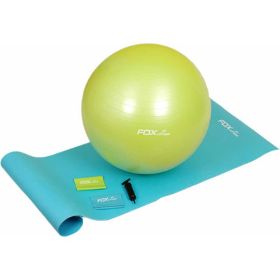 Fox Fitness Pilates Seti 4'lü