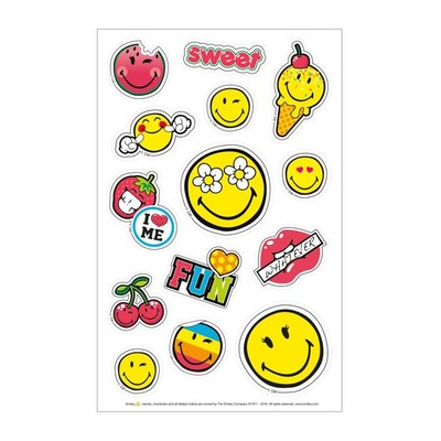 Herlitz Smiley World Girly Etiket HRLTZ50001989