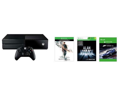 Xbox One 1 Tb // Quantum Break // Forza 6 // Alan Wake X360