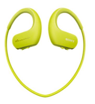 Sony Su Geçirmez Walkman, MP3 Player Yeşil NWWS413G.CEW