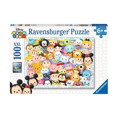 Ravensburger Super 100 Parçalı Tsum Tsum 2 105939