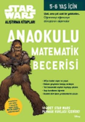 Starwars Alıştırma Kitapları - Anaokulu Matematik Becerisi