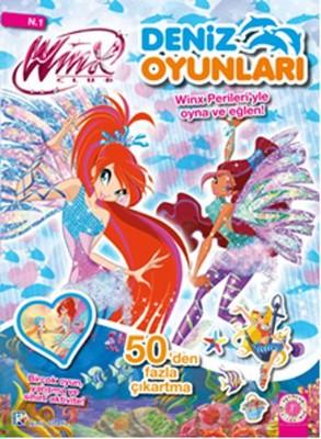 Deniz Oyunları 1 - Winx Partileriyle - Oyna ve Eğlen