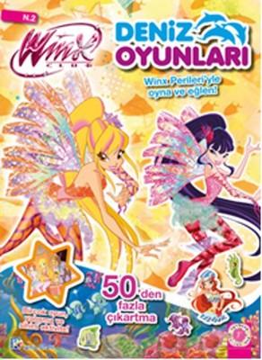 Deniz Oyunları 2 - Winx Partileriyle - Oyna ve Eğlen