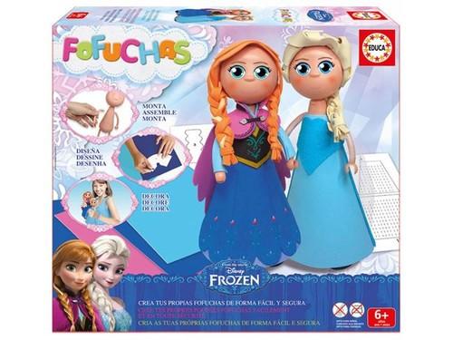 Educa Fofuchas Disney Frozen İkilli Egitici El Becerisi Seti