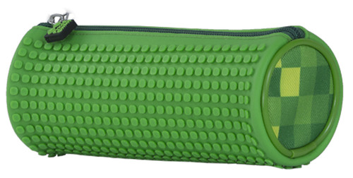 Pixie Crew Silindir Kalem Kutusu Yeşil / Yeşil PXA-06-D07