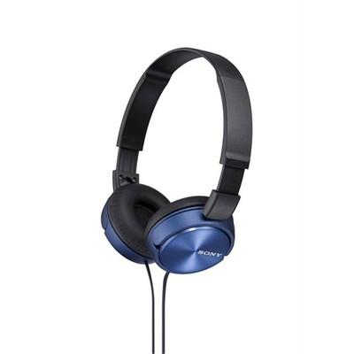 Sony Kulaküstü Kulaklık Mavi MDR ZX310APL