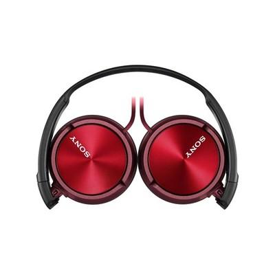 Sony MDRZX310APR Kulak Üstü Kırmızı Kulaklık