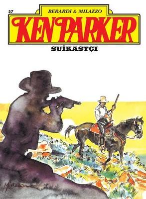 Ken Parker Altın Seri Sayı: 57 - Suikastçı