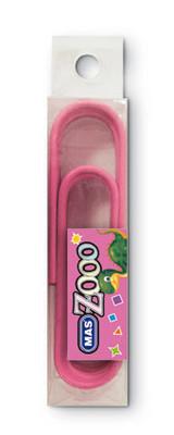 Mas Colors - Asetatta Plastik Ataş No:10 Pembe 0602