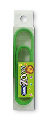 Mas Colors - Asetatta Plastik Ataş No:10 Yeşil 0602